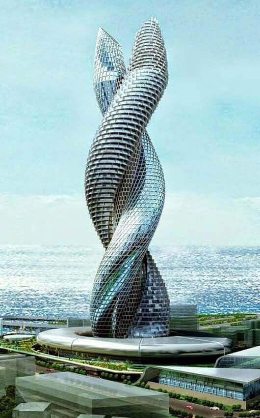برج الأفعى الكوبرا في الكويت