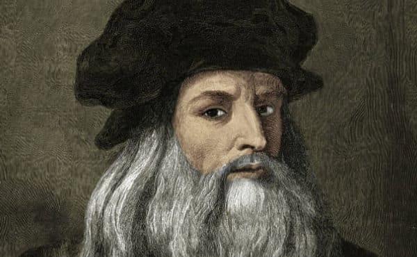 لوحات ليوناردو دافنشي نادرة وغامضة