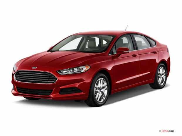 سيارة فورد فيوجن Ford Fusion 2013 ذات النظرة الجريئة
