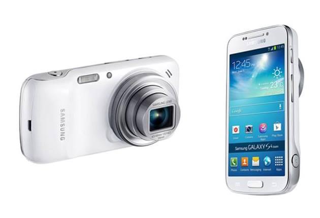 سامسونج تكشف رسمياً عن اهم مواصفات Galaxy S4 Zoom