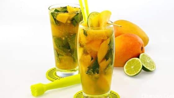 من منا لا يحب عصير المانجو ليس لطعمه اللذيذ فقط