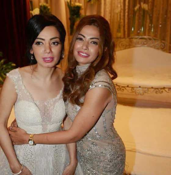 """بالصور: حفل زفاف """"شيماء"""" شقيقة داليا مصطفي"""