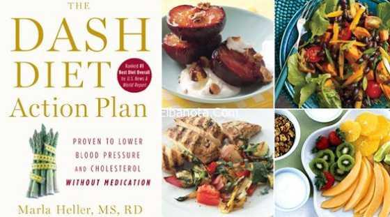 فوائد حمية داش dash diet وطريقة تطبيقها