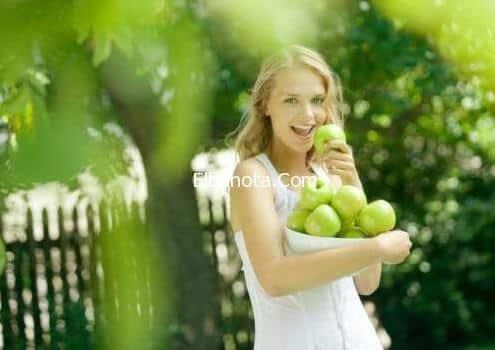 جربي رجيم التفاح الاخضر لمدة اسبوع نتيجته مذهلة
