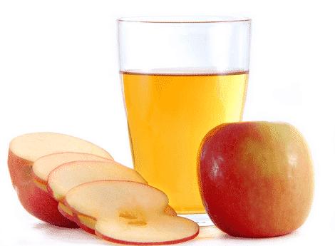 اصنعي بنفسك خل التفاح الطبيعي بالبيت