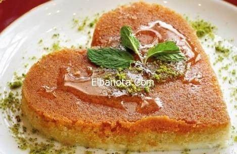 الكنافة اللبنانية بالجبن , اسهل طريقة عمل كنافة بالجبنة العكاوي