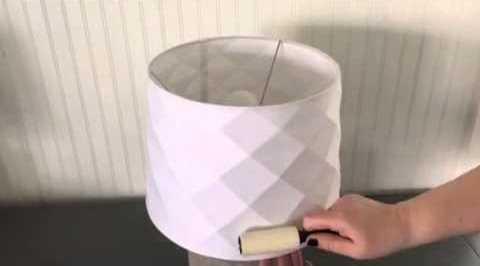 كيفية تنظيف الأباجورة ومصابيح الاضاءة