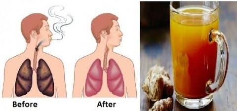 6 أعشاب معجزة لتنظيف الرئة من آثار التدخين
