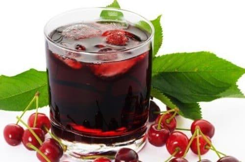 طريقة عمل عصير الكرز المركز لذيذ ومغذي