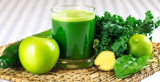 مشروب الديتوكس: أفضل مشروب الخضروات لحرق الدهون