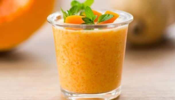 طريقة عمل مهلبية البرتقال سهلة وسريعة