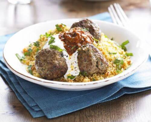 آكلات عيد الاضحى: طريقة عمل كفتة اللحمة الضاني