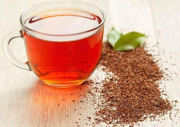 شاي الرويبوس وفوائده، 7 فوائد من شاي rooibos
