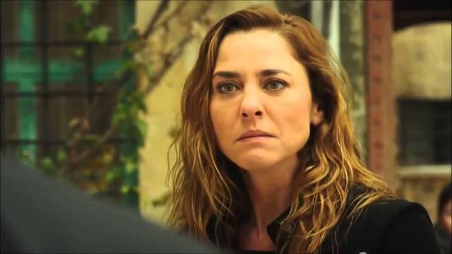 الممثلة التركية إيجي أوسلو تصاب بنوبة عصبية أثناء تصويرها مسلسلها الجديد