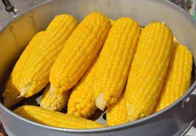 كيفية سلق الذرة الصفراء ومدة سلقه