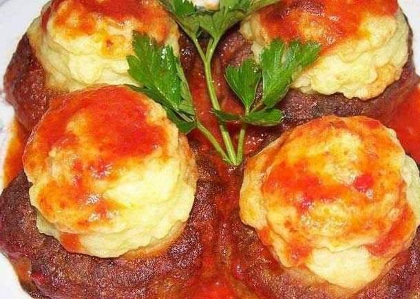 طريقة عمل كفتة حسن باشا أكلة تركية لذيذة