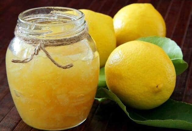 عمل مربى الليمون الحامض وقشره بطريقة سهلة