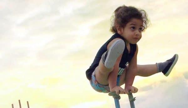 أقوى طفل بالعالم عمره ٤ سنوات يمتلك قدرات خارقة