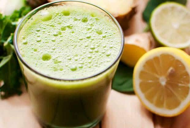 مشروب الكرفس والليمون لإزالة دهون الجسم