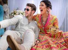 بريانكا تشوبرا ونيك جوناس يحتفلان بزفافهم في نيودلهي