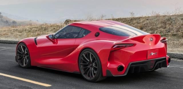 تويوتا تطلق سيارتها سوبرا Supra الرياضية في 2019