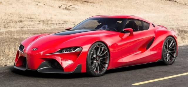 تويوتا تطلق سيارتها سوبرا الرياضية في 2019