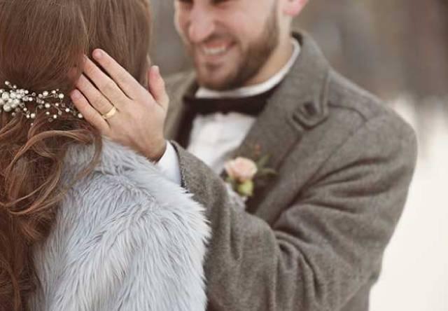 5 نصائح تجعل حفل زفافك رائع في فصل الشتاء