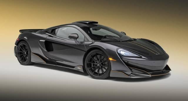 ماكلارين تكشف عن سيارة McLaren 600LT الرياضية ذات السرعة الفائقة